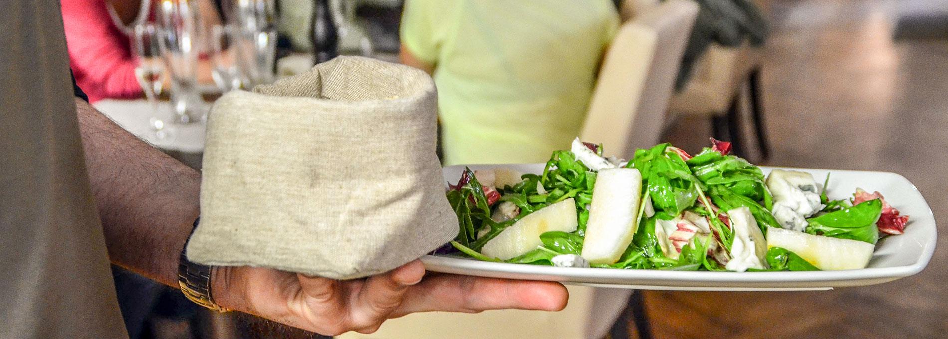 Speisen & Getränke - Italienisch Essen - Catering - Torretta Landshut